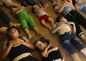 niños-gaseados-siria